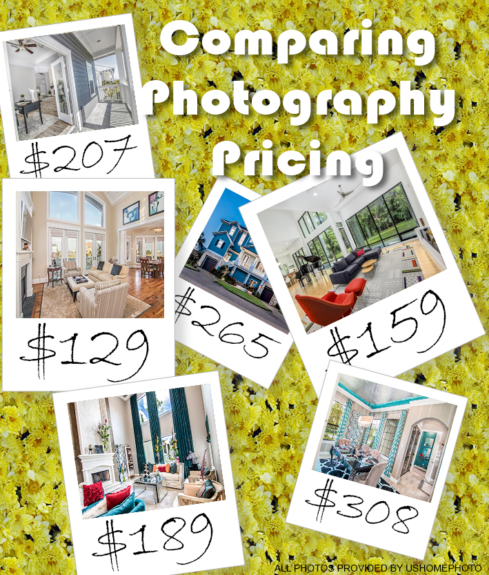 INFOGRAPHIC: Comparing Photography Pricing By Photo Count
